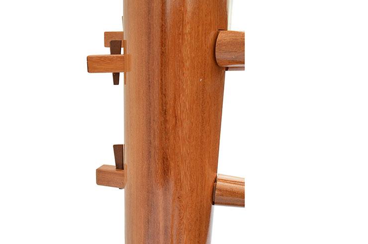 Upper Range Wooden Dummy, MP7