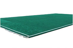 Tapis Traditionnel de Kungfu «Wushuguan»