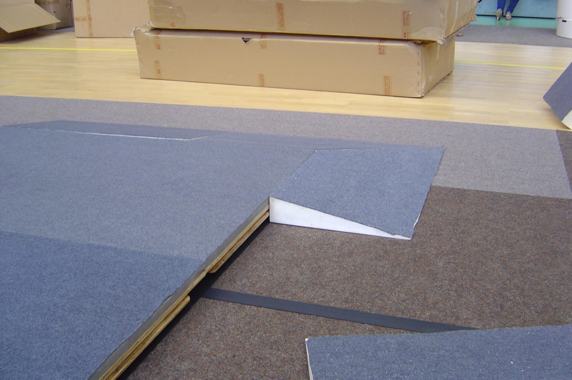 alfombra moderna de wushu wesing - Alfombra Moderna