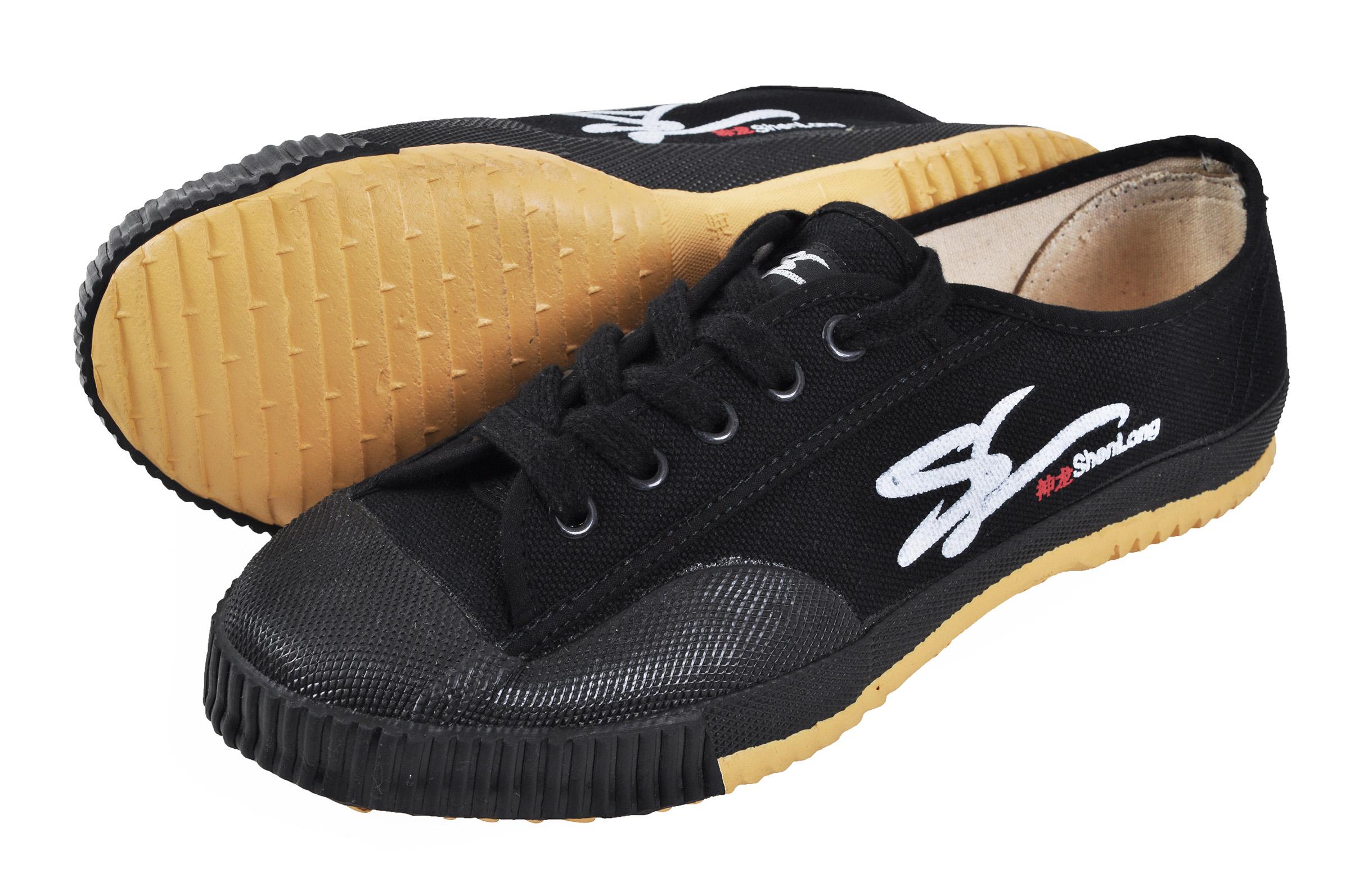 Chaussures Wushu 'shen Long', Blanc - 45