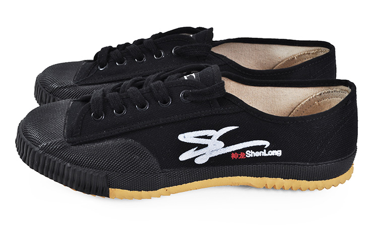 Zapatos de Wushu 'Shen Long', Negros