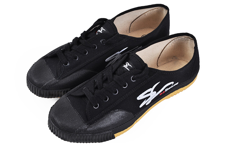 «Shen Long» Wushu Shoes, Black