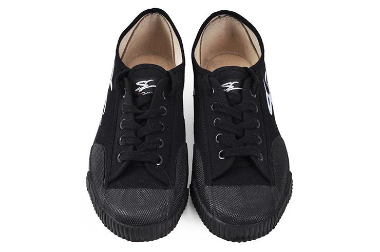 «Shen Long» Wushu Shoes, Black