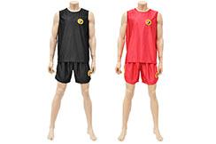 Chinese Boxing Uniform Sanda - Club