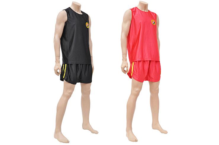 Chinese Boxing Uniform Sanda Club