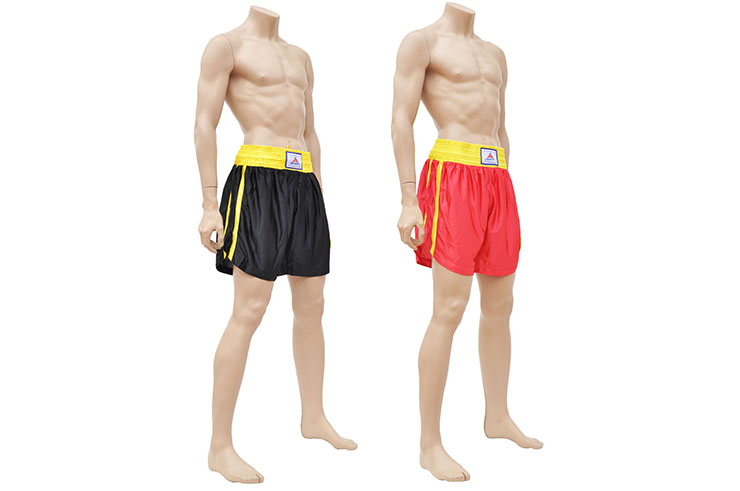 Traje Boxeo Chino Sanda Club