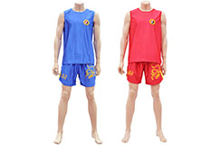 Tenue Sanda Boxe Chinoise - Dragon, Club