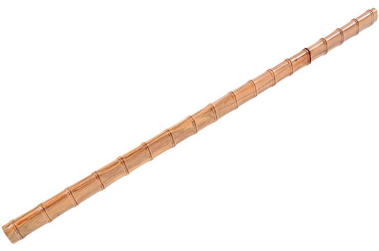 Straight Katana, Bamboo - Rigid Sharpened