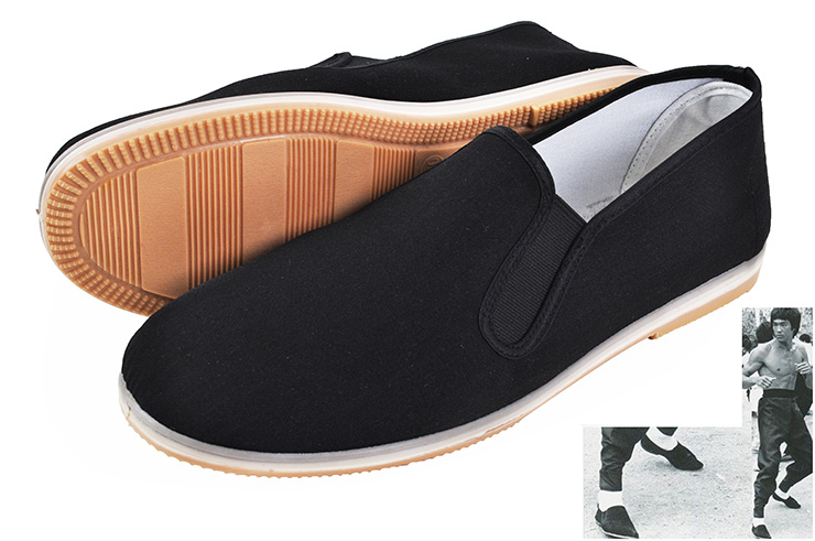 Cloth Shoes - Bruce Lee 1