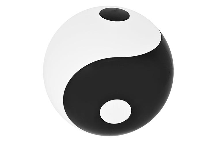 Balle de Tai Ji - Yin Yang