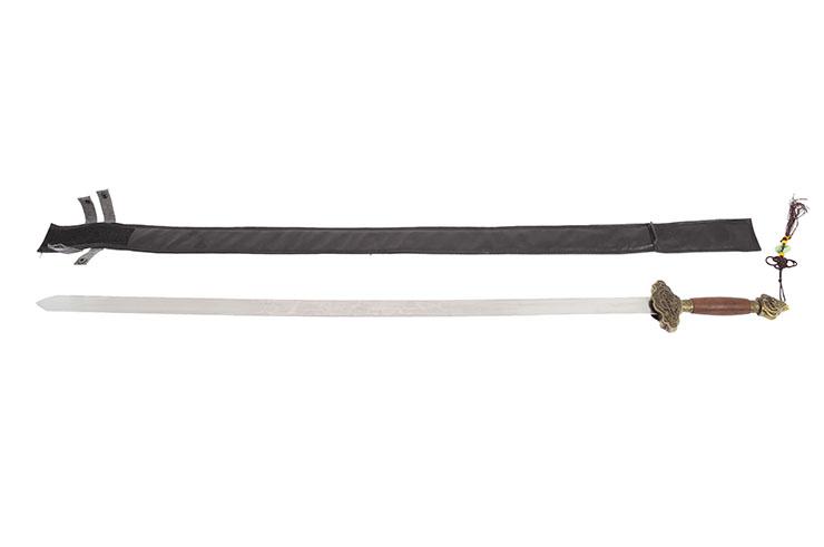 Belt Sword With Guard