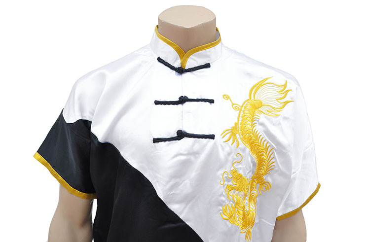 Traje Chang Quan 'Golden Dragón'