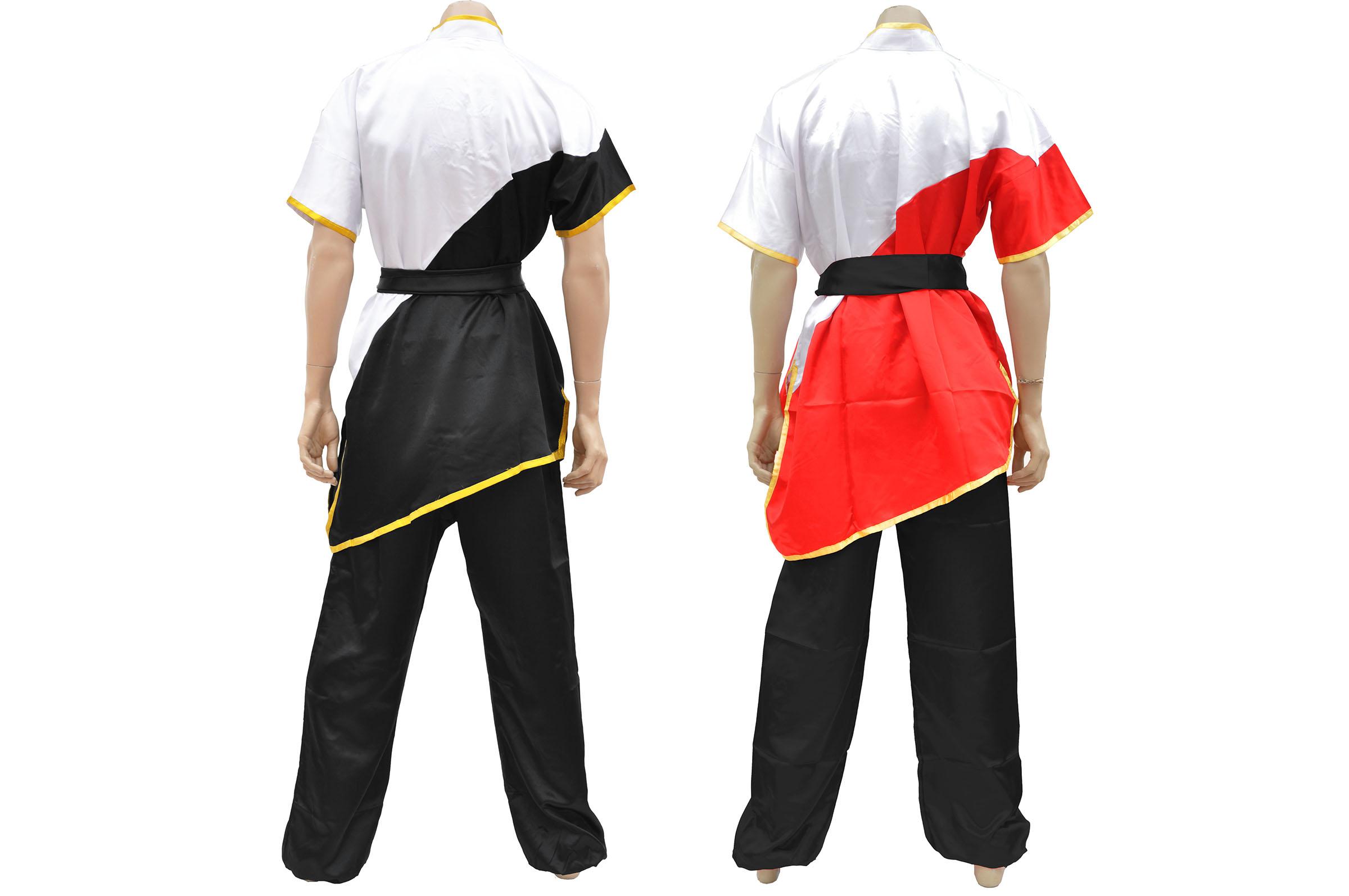 Raso ShenLong Cintura Kungfu Wushu