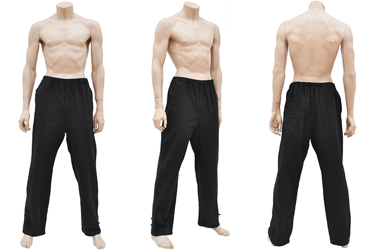 «Ru Yi» Cotton Pants