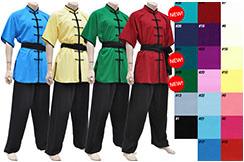 Custom Uniform, Chang Quan Classical Fabric
