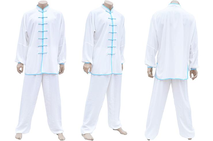 Tenue Personnalisée, Taiji tissu Classique