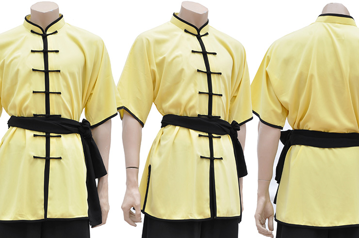 Custom Top, Chang Quan Classical Fabric