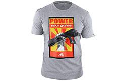 Camiseta Artes Marciales, ADITSG5, Adidas