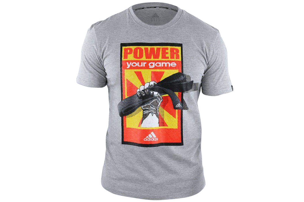 T-shirt arts martiaux, ADITSG6, Adidas