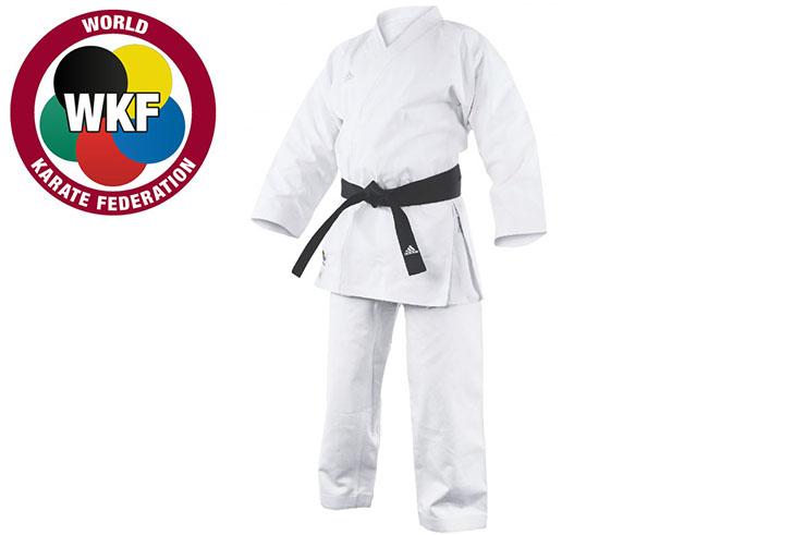 Karate Kimono, Elite WKF - K380, Adidas