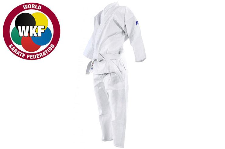 Kimono de Karaté WKF, Evolutif - K200E, Adidas
