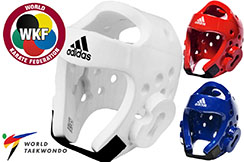 Martial Arts Head Guard WKF & WTF - ADITHG01, Adidas