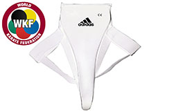 Woman Groin Guard WKF, Anatomical - 69CO3D, Adidas