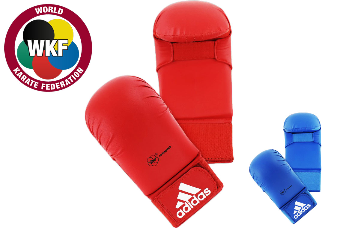 Velo karate mittens gloves sparring Competition /& training martial arts