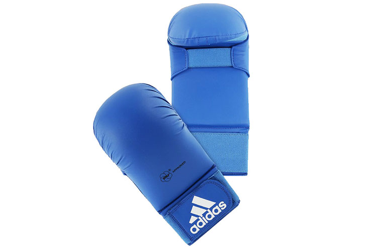 Karate Mitts WKF - No thumbs - 661.22D, Adidas