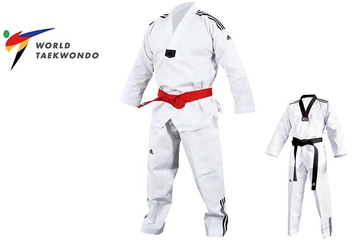 Taekwondo Dobok WTF - ADITCB02, Adidas