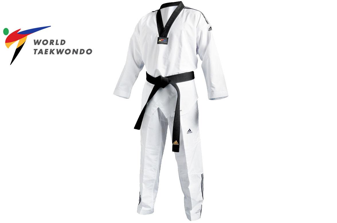 Dobok Taekwondo, Compétition, Adidas ADITF02