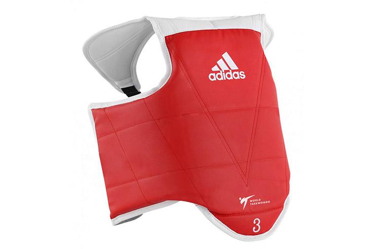 Coraza Reversible WTF - Niños ADITKP01, Adidas