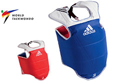 Coraza Reversible WTF - Adulto ADITAP01, Adidas