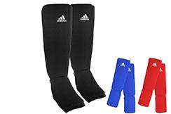 Step & Shinguards - ADIBP08, Adidas