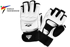 Fighter Gloves WTK - ADITFG01, Adidas