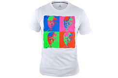 Camiseta Artes Marciales, ADITSG4, Adidas