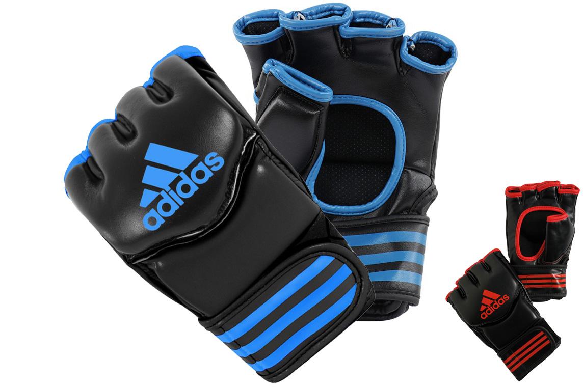 Gants Combat Libre Protec. Pouce, Adidas ADICSG07