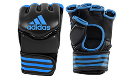 MMA Gloves, With Thumbs - ADICSG07, Adidas