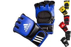 Gants MMA Haute Densité Cuir ADICSG041, Adidas