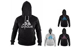 Sudadera con Capucha Combat Sport, adiHG1, Adidas