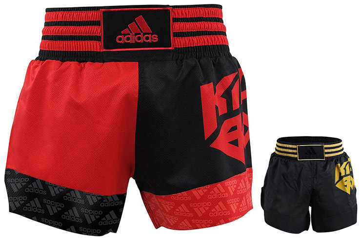 Short Kick Boxing - ADISKB02, Adidas
