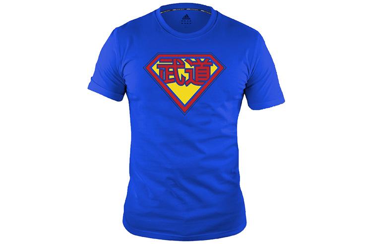 Camiseta Artes Marciales, ADITSG3, Adidas
