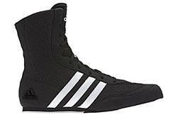 Zapatos de boxeo Inglés 'Box Hog G97067' Adidas