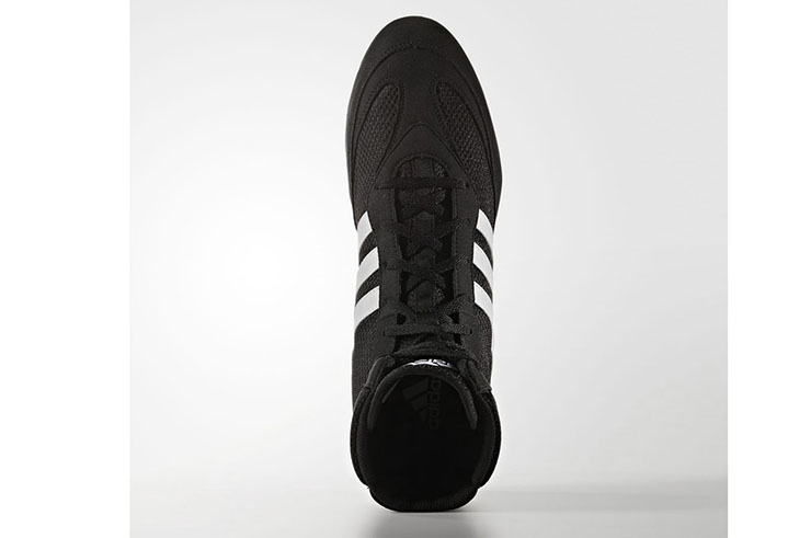 Zapatos de boxeo Inglés, Box Hog 2 - BA7928, Adidas