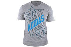 T-shirt arts martiaux, ADITSG1, Adidas