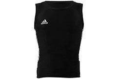 Tank Top for French Boxing, Savate - ADIBF021, Adidas