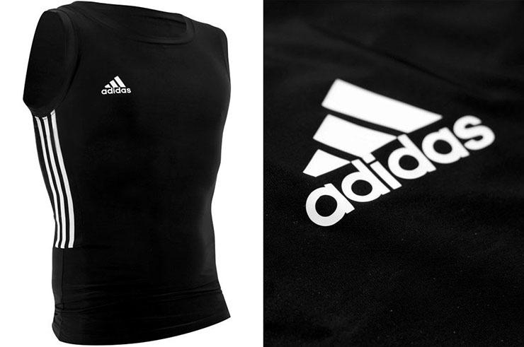 Camiseta de boxeo frances - ADIBF021, Adidas
