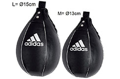 Leather Speed bag US style ''adiBAC09'', Adidas