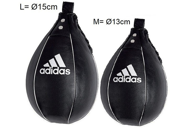 Leather Speed bag US style ''adiBAC09'', Adidas