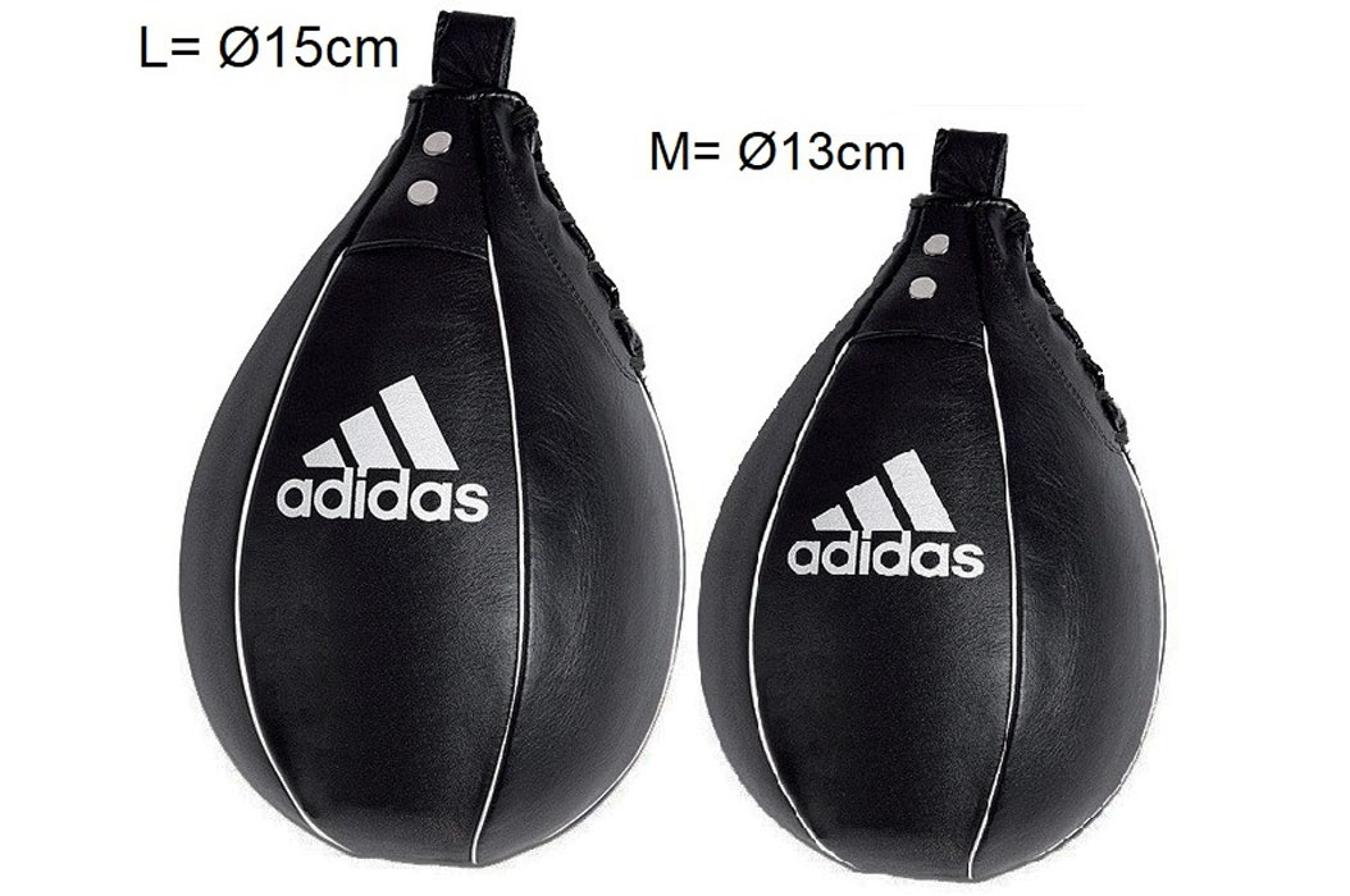 Poire De Vitesse Cuir Style US, Adidas adiBAC092